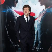 Jesse Eisenberg at 'Batman v Superman' Premiere in New York