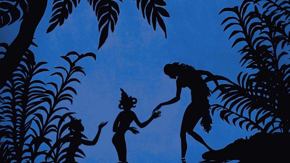 Las aventuras del príncipe Achmed, fotograma 4 de 12