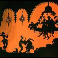 Las aventuras del príncipe Achmed