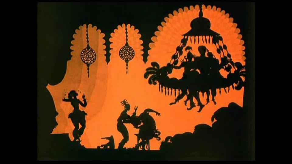Las aventuras del príncipe Achmed, fotograma 12 de 12