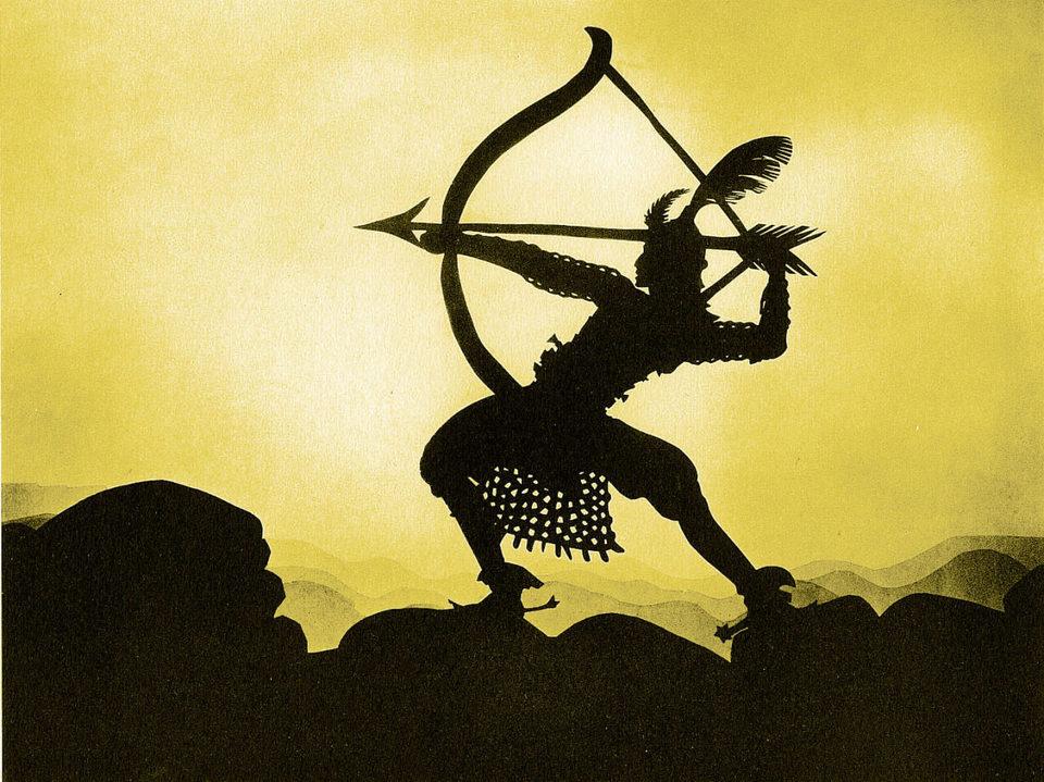 Las aventuras del príncipe Achmed, fotograma 9 de 12