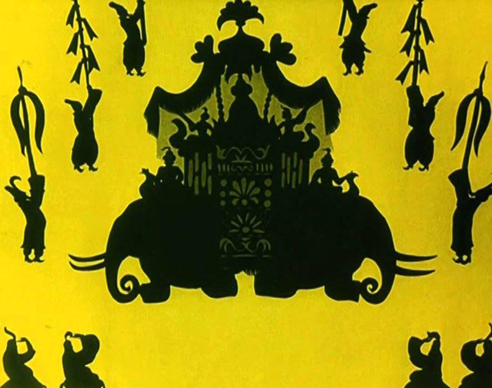 Las aventuras del príncipe Achmed, fotograma 7 de 12