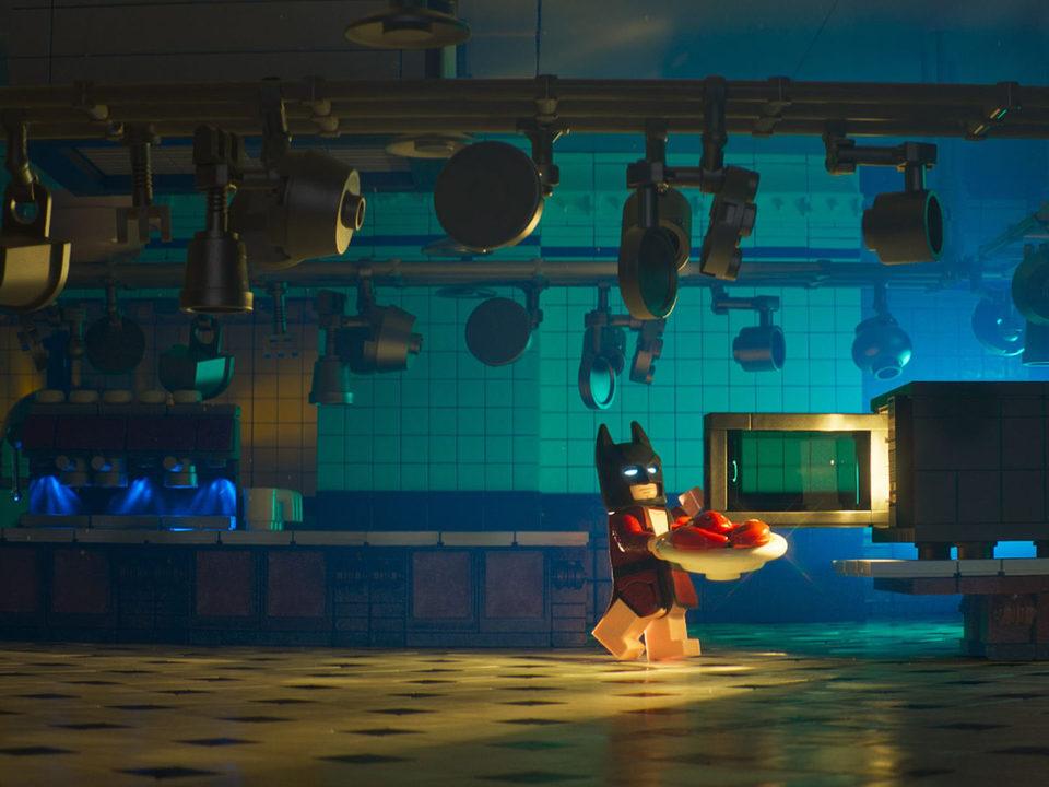 Batman: La LEGO película, fotograma 4 de 27