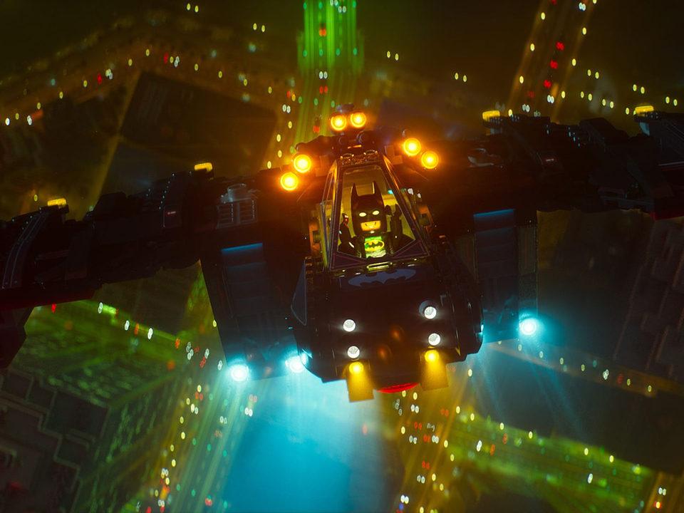 Batman: La LEGO película, fotograma 3 de 27
