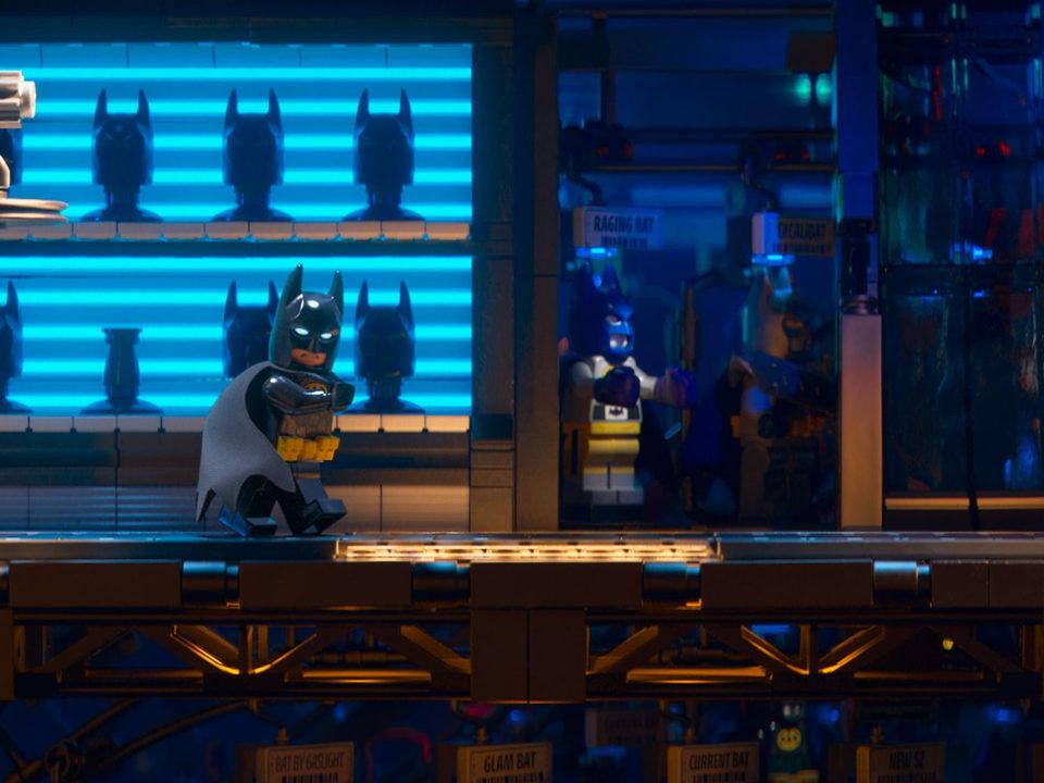Batman: La LEGO película, fotograma 1 de 27