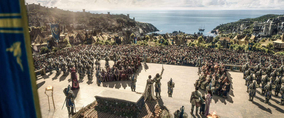 Warcraft: El Origen, fotograma 1 de 9