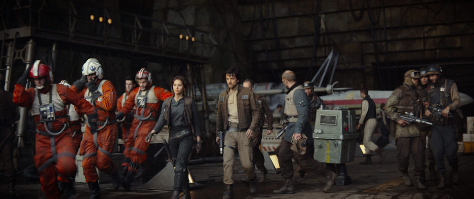 Rogue One: Una historia de Star Wars, fotograma 9 de 37