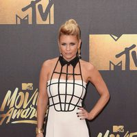 Carrie Keagan en la alfombra roja de los MTV Movie Awards 2016