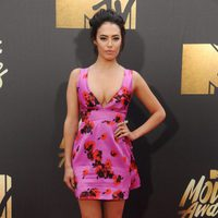 Chloe Bridges en la alfombra roja de los MTV Movie Awards 2016