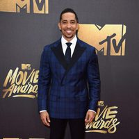 Neil Brown Jr. en la alfombra roja de los MTV Movie Awards 2016