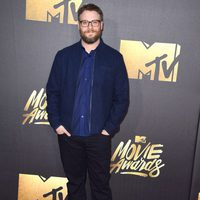 Seth Rogen en la alfombra roja de los MTV Movie Awards 2016
