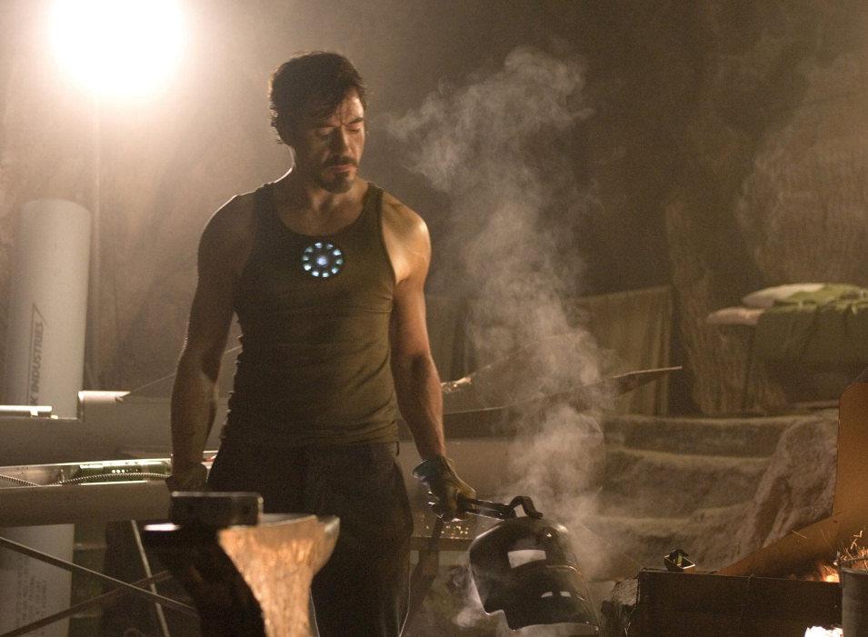Iron Man, fotograma 4 de 87