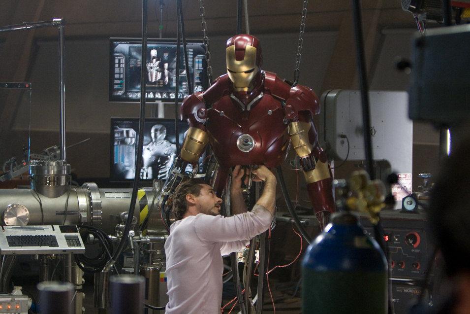 Iron Man, fotograma 5 de 87