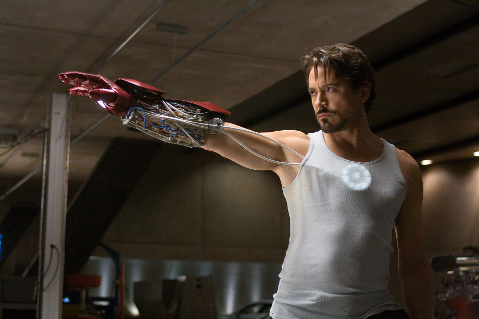 Iron Man, fotograma 9 de 87