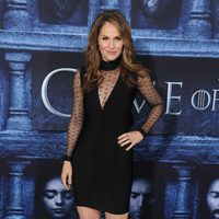 Amy Brenneman at the premiere of 'Game of Thrones' Season Six