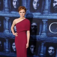 Sophie Turner at the premiere of 'Game of Thrones' Season Six