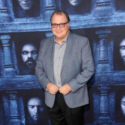 Kevin Dunn en la premiere de la sexta temporada de 'Juego de Tronos'