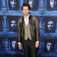 Michiel Huisman at the premiere of 'Game of Thrones' Season Six