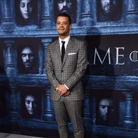 Jacob Anderson at the premiere of 'Game of Thrones' Season Six
