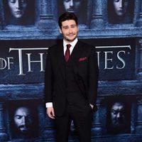 Daniel Portman at the premiere of 'Game of Thrones' Season Six