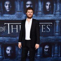 Finn Jones at the premiere of 'Game of Thrones' Season Six