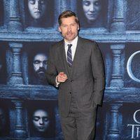 Nikolaj Coster-Waldau at the premiere of 'Game of Thrones' Season Six