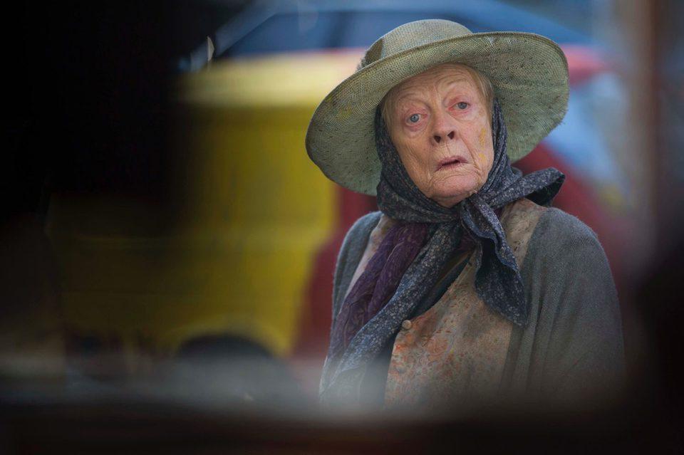 The Lady in the Van, fotograma 16 de 19