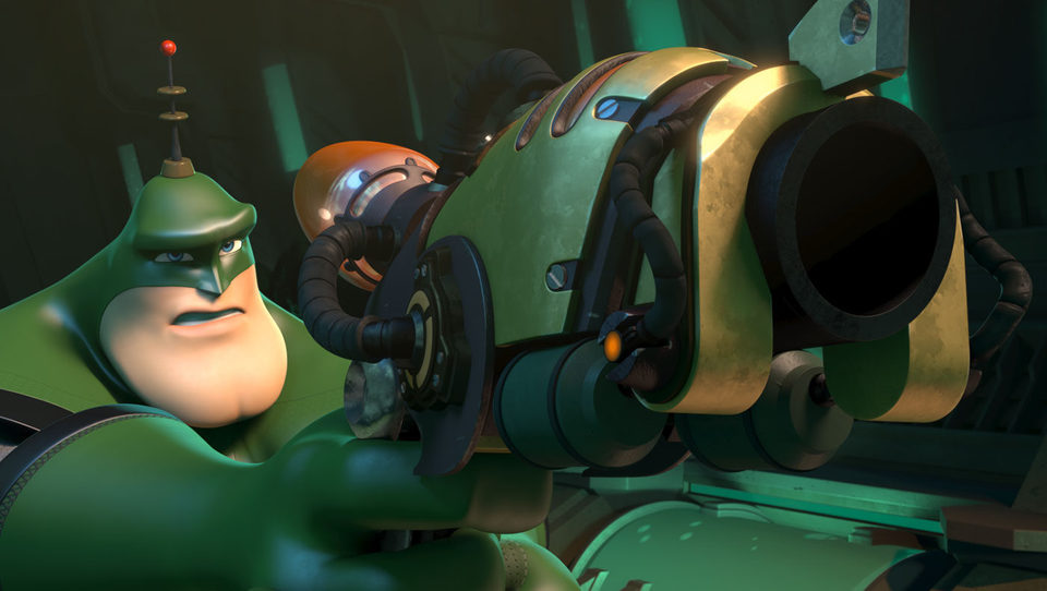 Ratchet & Clank, fotograma 2 de 4
