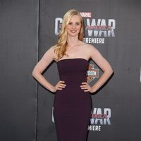 Deborah Ann Woll at 'Captain America: Civil War' World Premiere