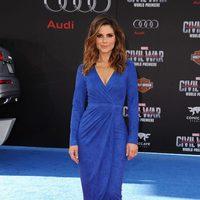 Maria Menounos en la premiere mundial de 'Capitán América: Civil War'