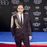 Daniel Brühl en la premiere mundial de 'Capitán América: Civil War'