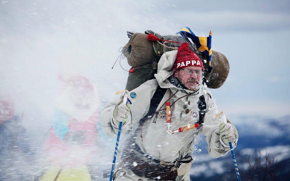 Los Andersson en la nieve, fotograma 6 de 7