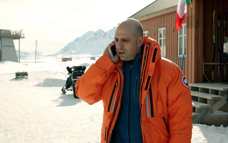 Un italiano en Noruega, fotograma 1 de 10