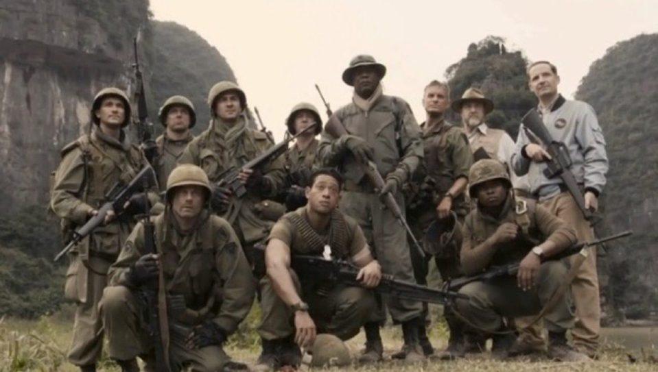 Kong: La Isla Calavera, fotograma 5 de 43