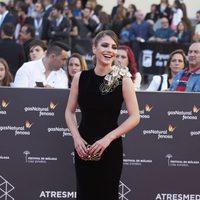 Andrea Duro en la Ceremonia de Apertura del Festival de Málaga 2016