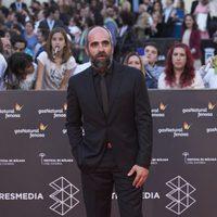 Luis Tosar en la Ceremonia de Apertura del Festival de Málaga 2016