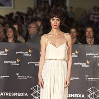 Paz Vega en la premiere de 'La punta del iceberg' en el Festival de Málaga 2016