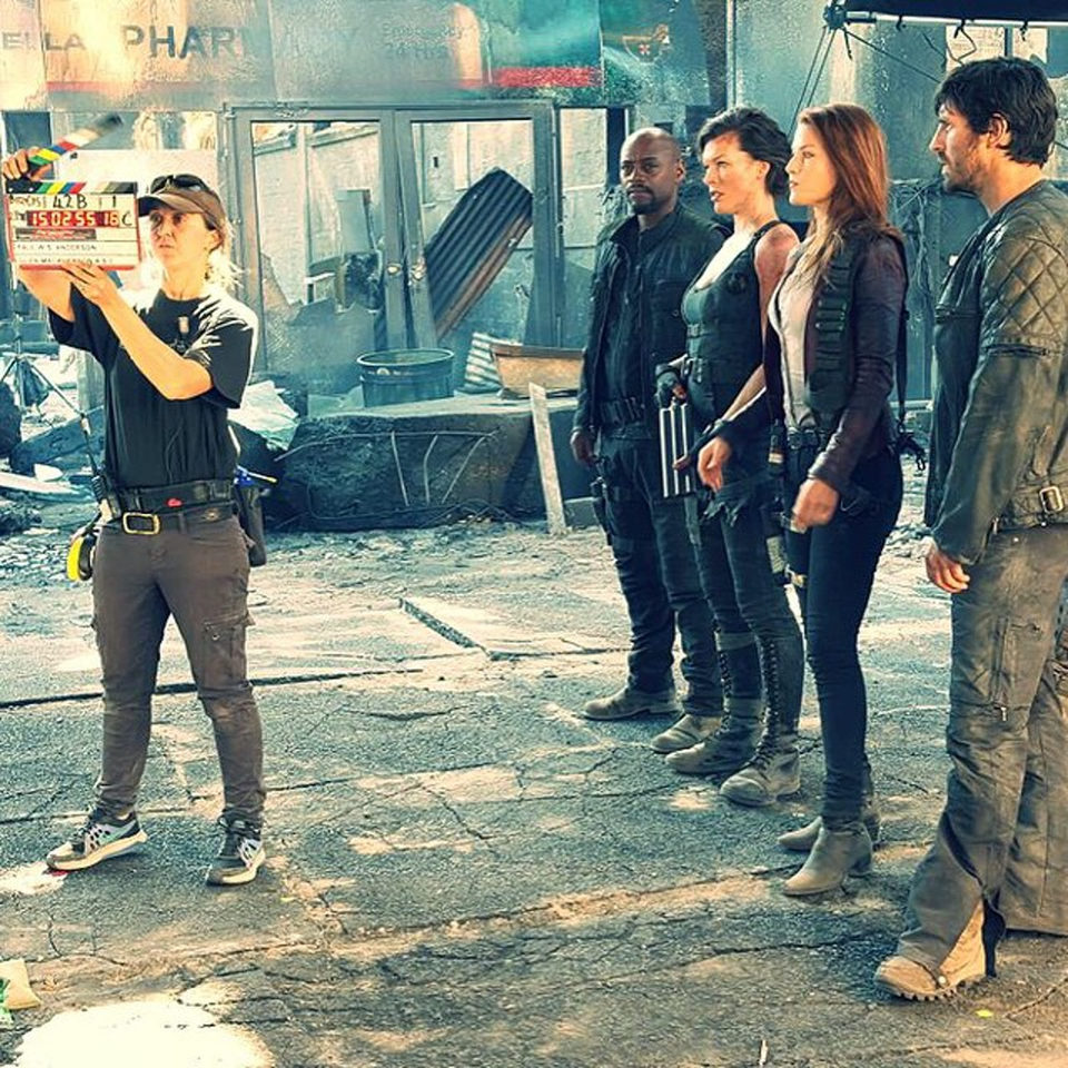 Resident Evil: El capítulo final, fotograma 3 de 17