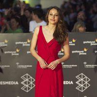 Irene Escolar en la premiere de 'Rumbos' del Festival de Málaga 2016