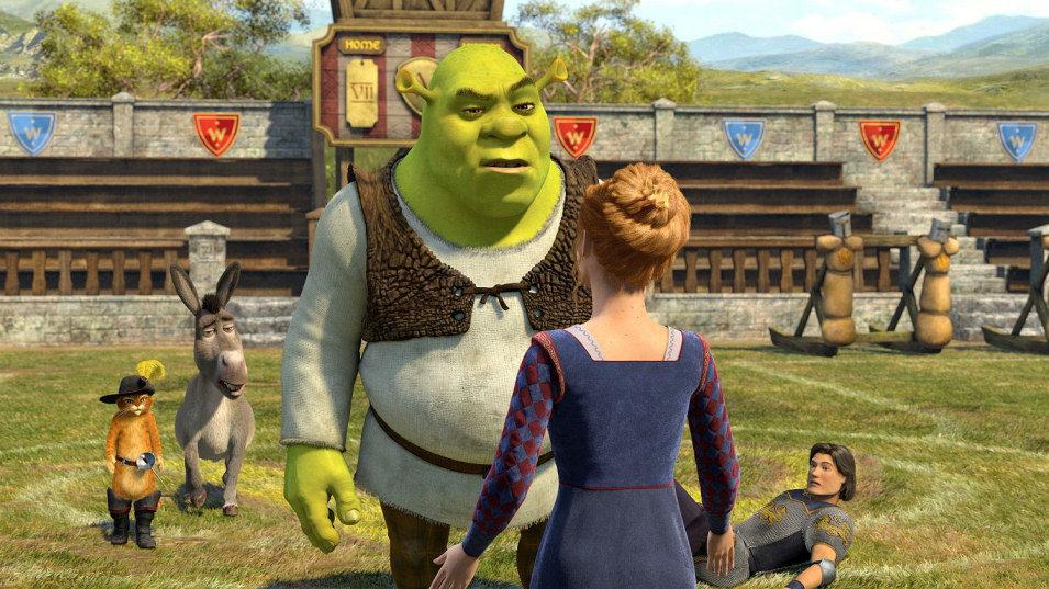Shrek Tercero, fotograma 27 de 33