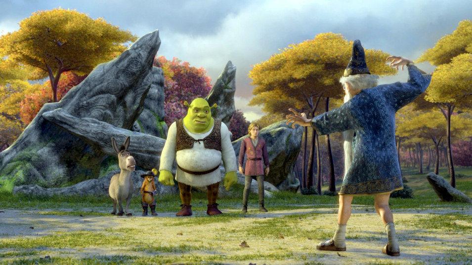 Shrek Tercero, fotograma 29 de 33