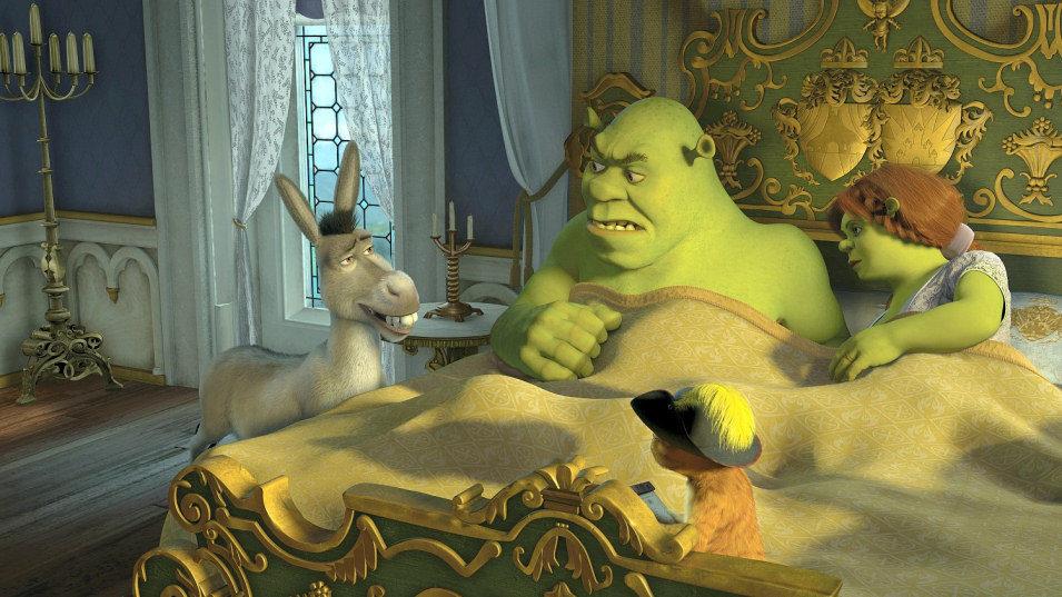 Shrek Tercero, fotograma 30 de 33