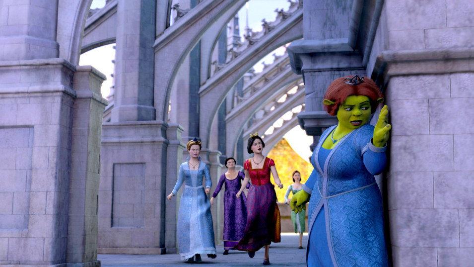 Shrek Tercero, fotograma 32 de 33