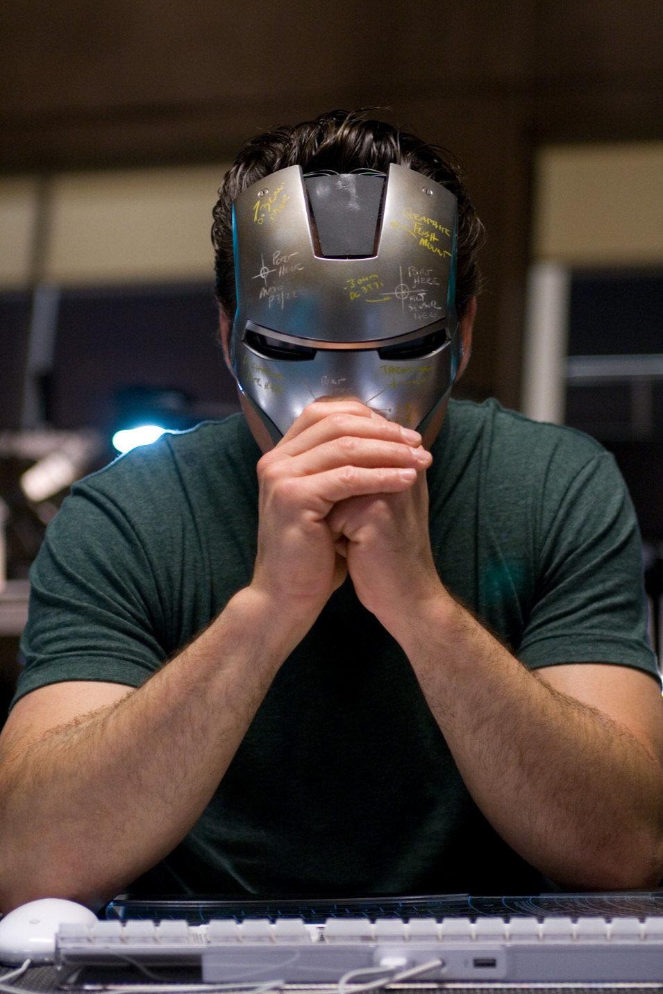 Iron Man, fotograma 10 de 87