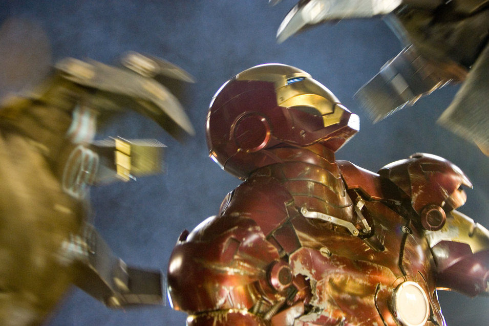 Iron Man, fotograma 22 de 87