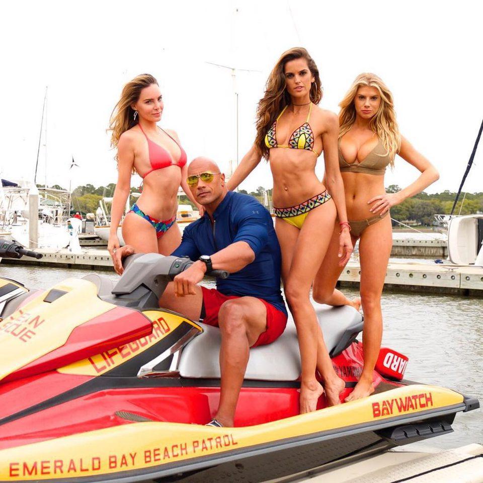 Baywatch: Los vigilantes de la playa, fotograma 3 de 43