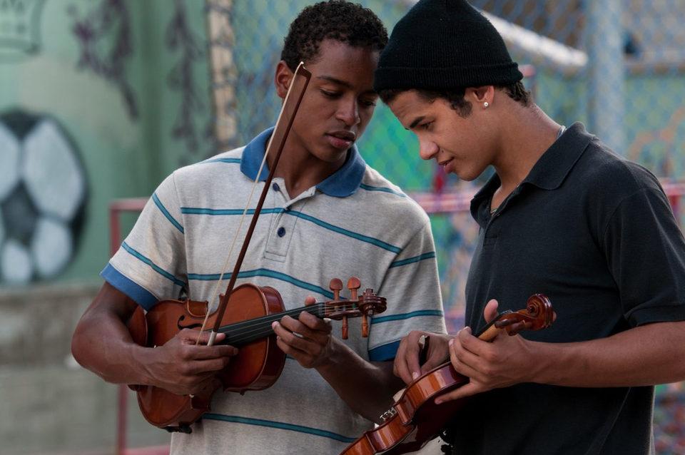 El profesor de violín, fotograma 1 de 27