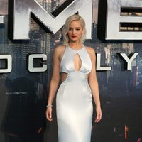 Jennifer Lawrence en la premiere en Londres de 'X-Men: Apocalipsis'
