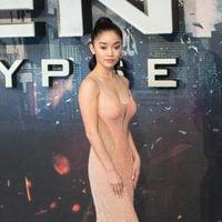 Lana Condor at the 'X-Men: Apocalypse' London premiere