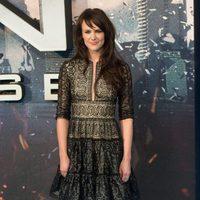 Carolina Bartczak en la premiere en Londres de 'X-Men: Apocalipsis'